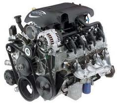 Chevy Vortec Engines